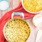 Making Mac and Cheese