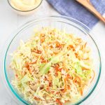 Step 1 - How to Make Coleslaw