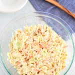 Step 3 - How to Make Coleslaw