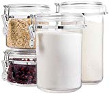 cylinder storage containers