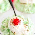 Super easy Pistachio Salad recipe.