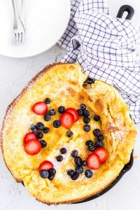 Best Dutch Baby Pancake recipe