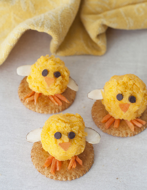 A group of Chick Mini Cheese Balls