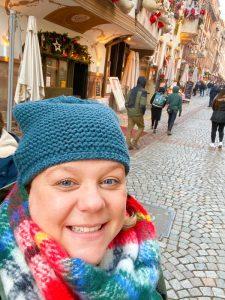 Jillian in Europe