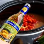 Pour all of the ingredients into the Crock-Pot.